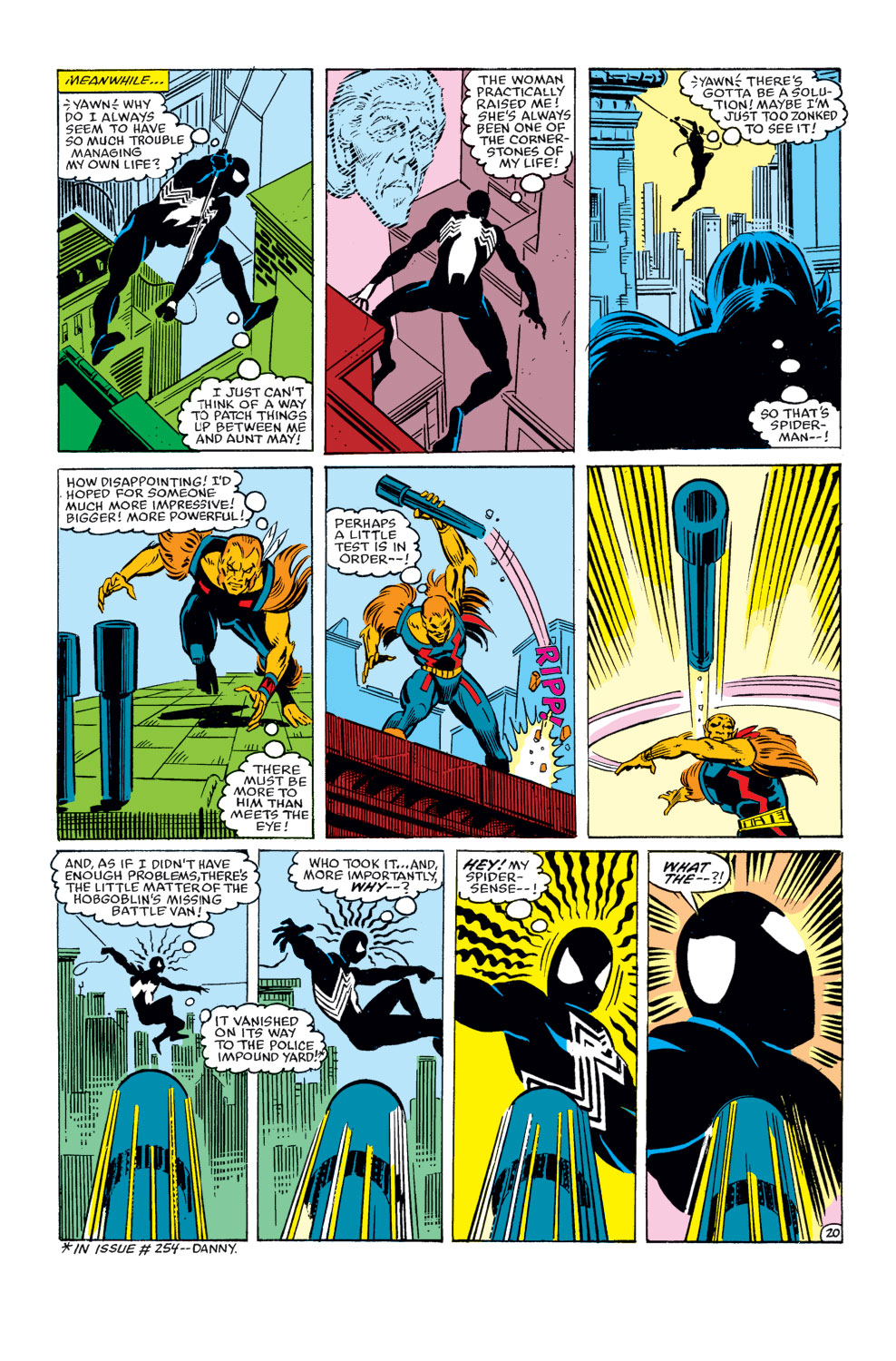The Amazing Spider-Man (1963) 256 Page 20