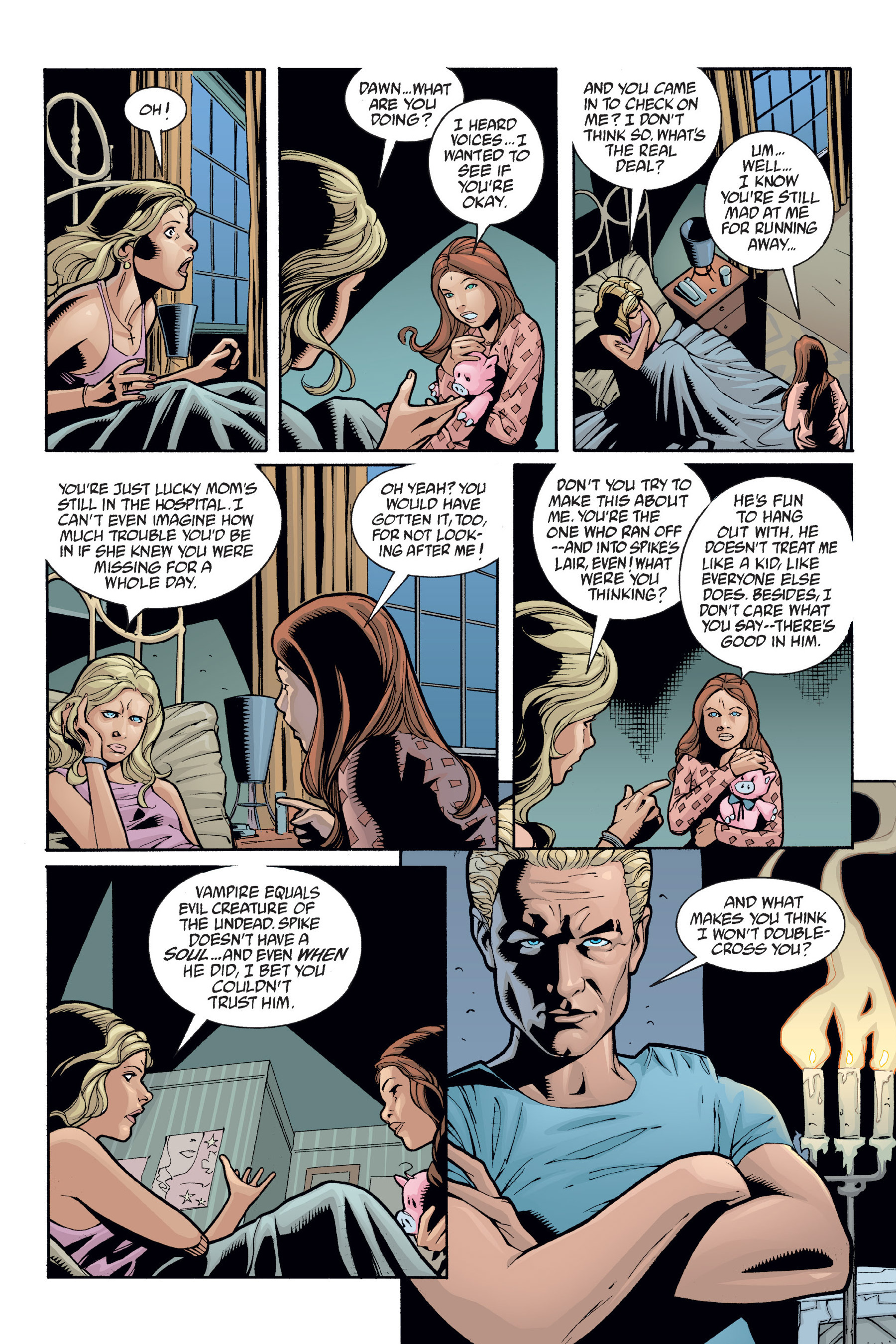 Read online Buffy the Vampire Slayer: Omnibus comic -  Issue # TPB 6 - 343
