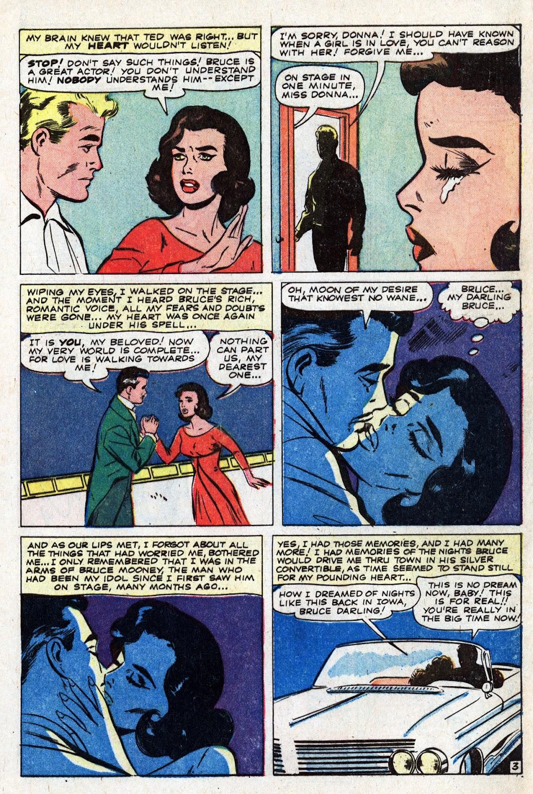 Love Romances (1949) issue 95 - Page 5