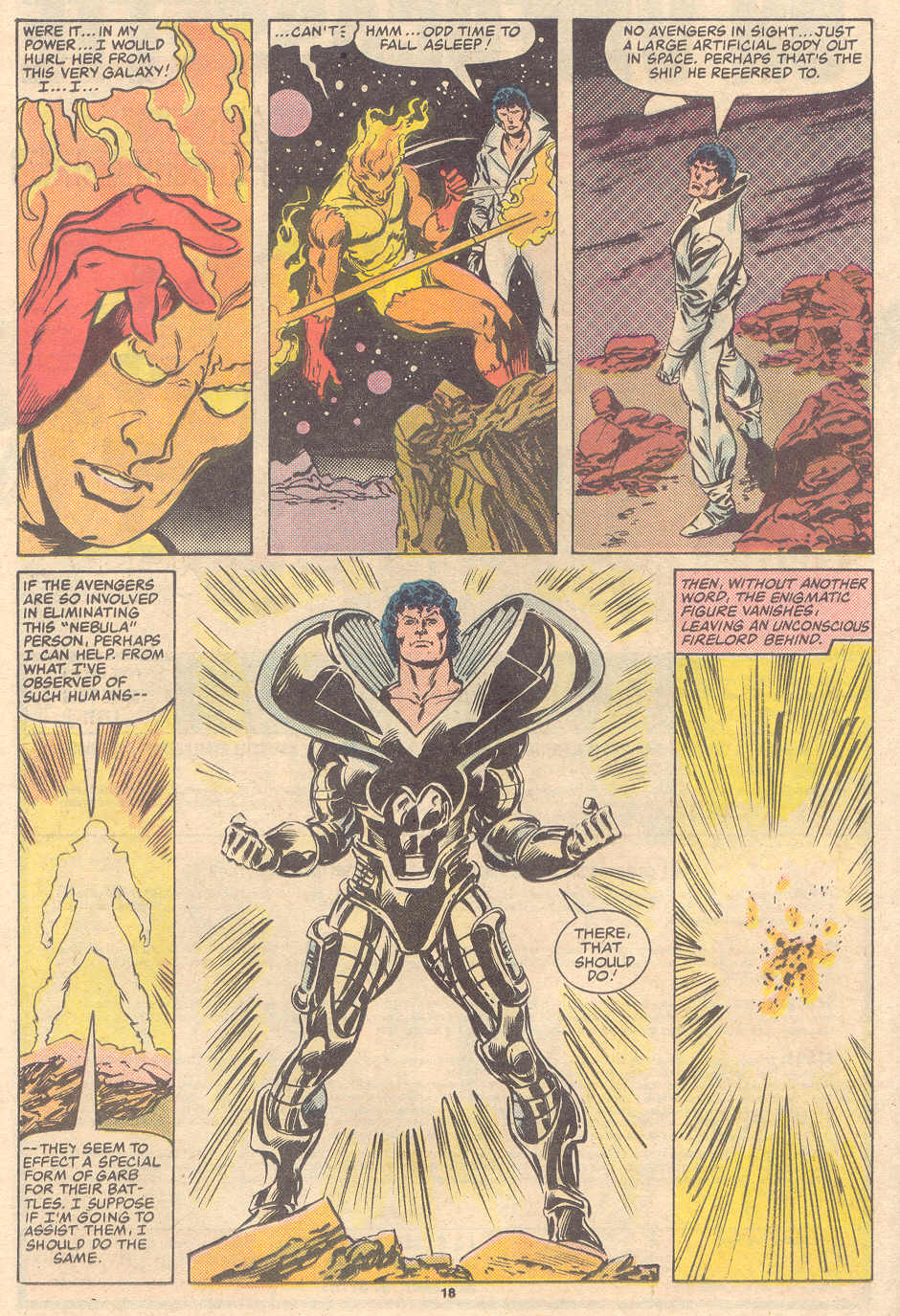 The Avengers (1963) 260 Page 18