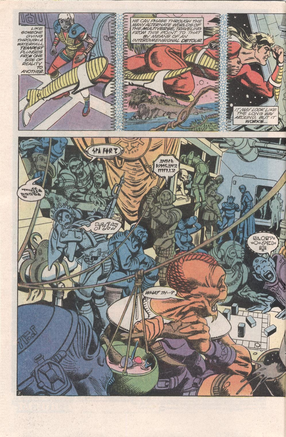 Read online Atari Force (1984) comic -  Issue #6 - 3