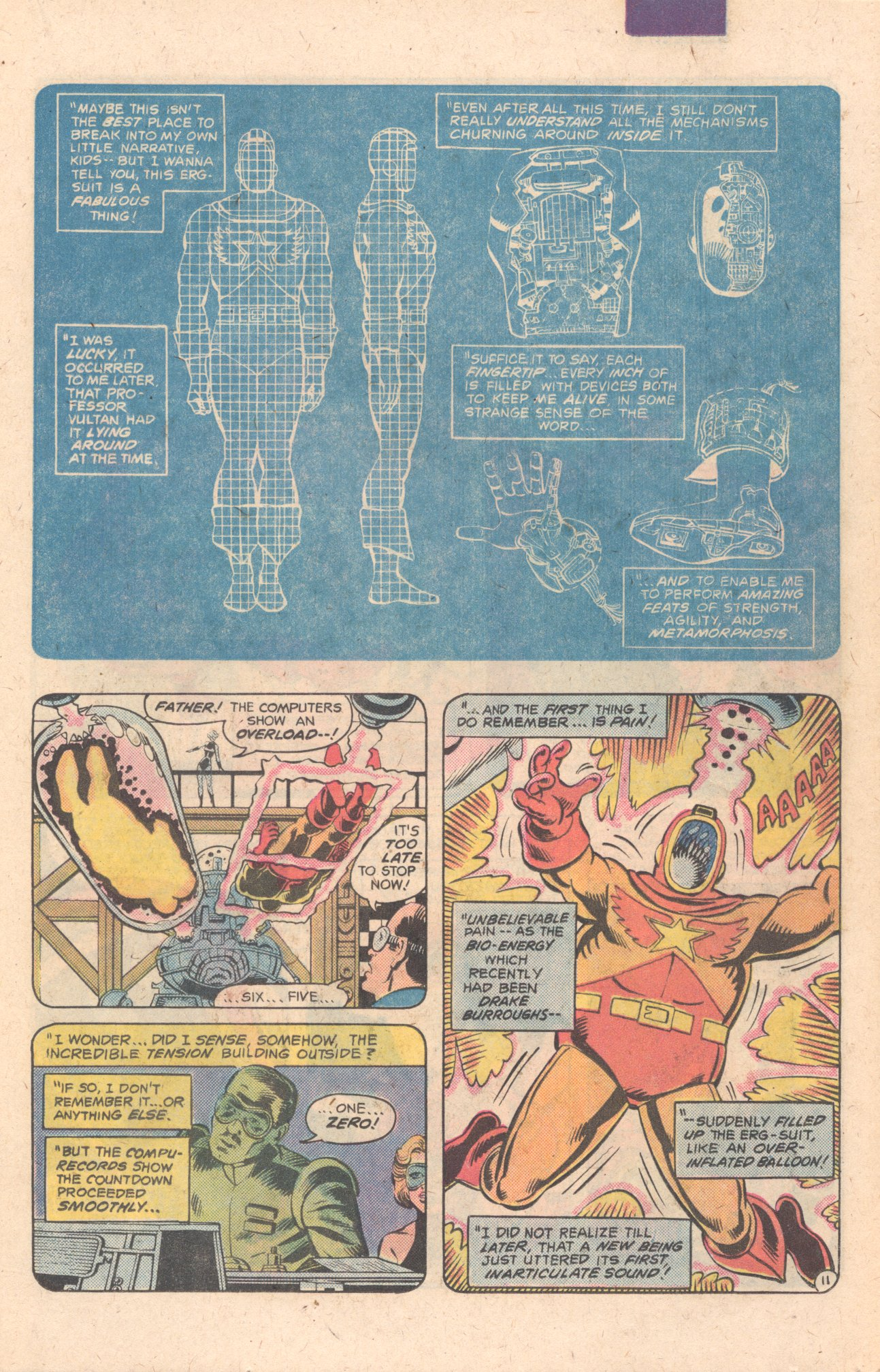 Legion of Super-Heroes (1980) 283 Page 11