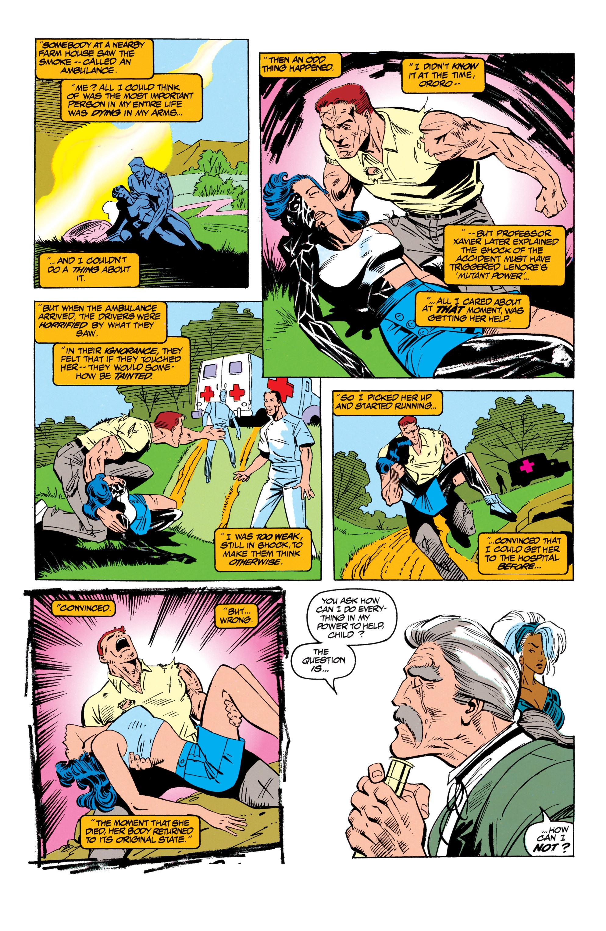 Read online Uncanny X-Men (1963) comic -  Issue #305 - 11