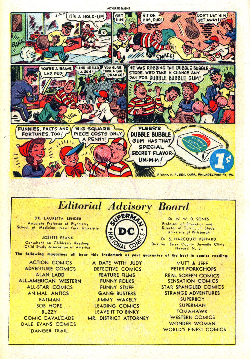 Read online Wonder Woman (1942) comic -  Issue #45 - 12