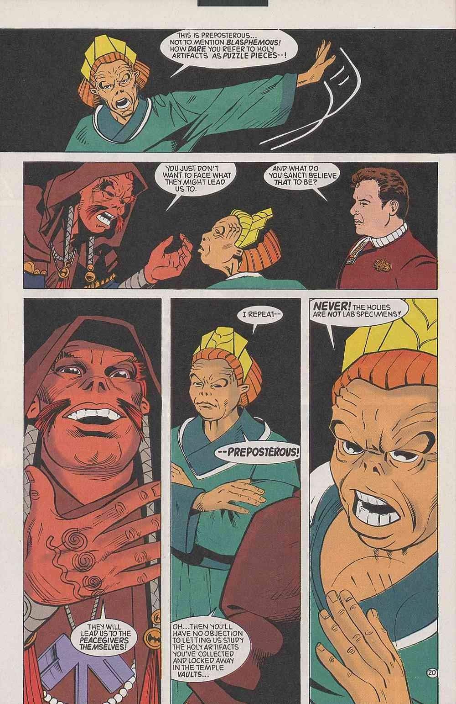 Read online Star Trek (1989) comic -  Issue # Annual 3 - 24