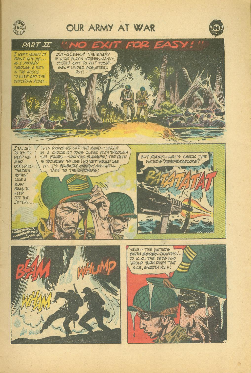 Our Army at War (1952) issue 100 - Page 11