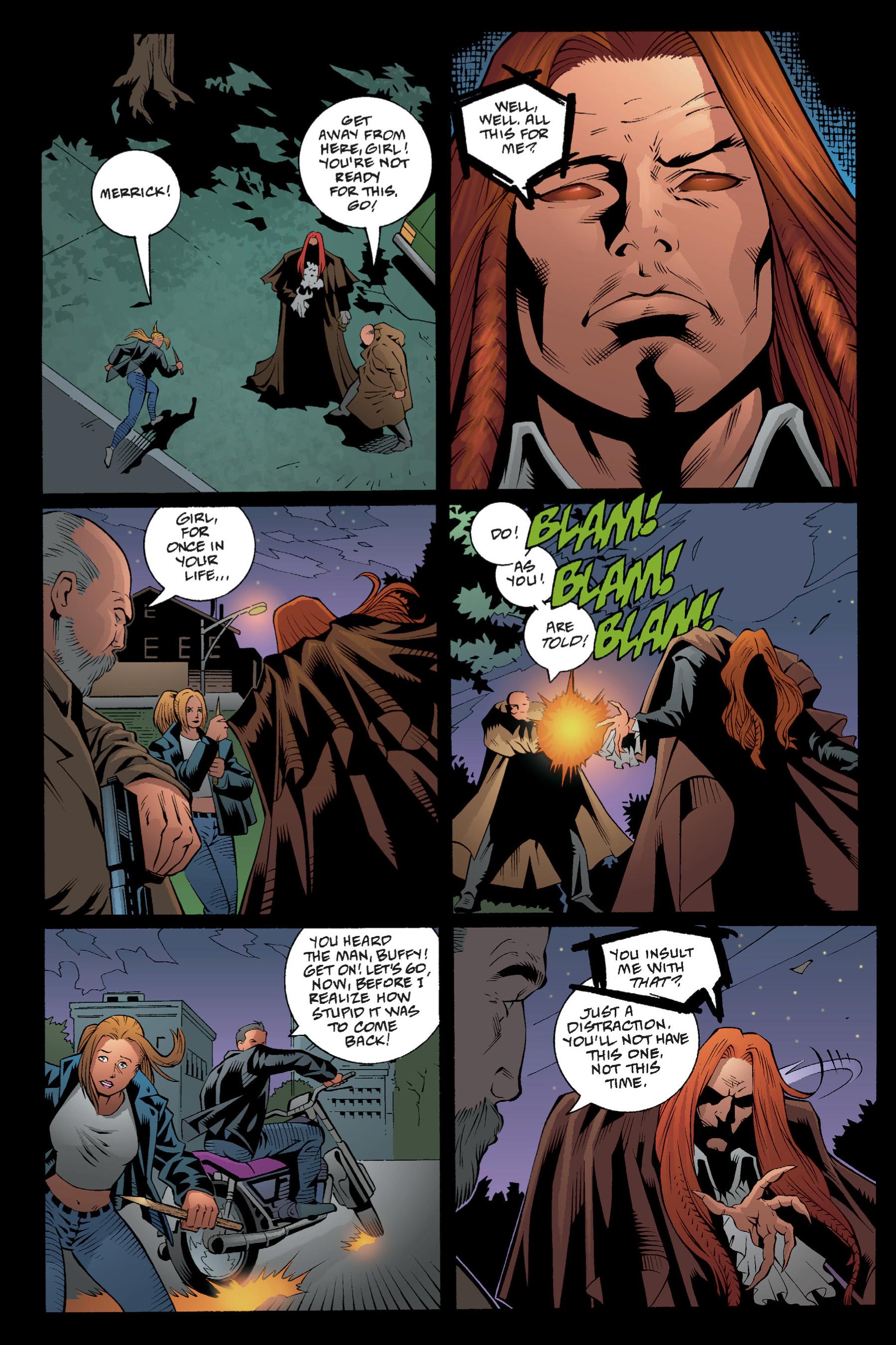 Read online Buffy the Vampire Slayer: Omnibus comic -  Issue # TPB 1 - 78