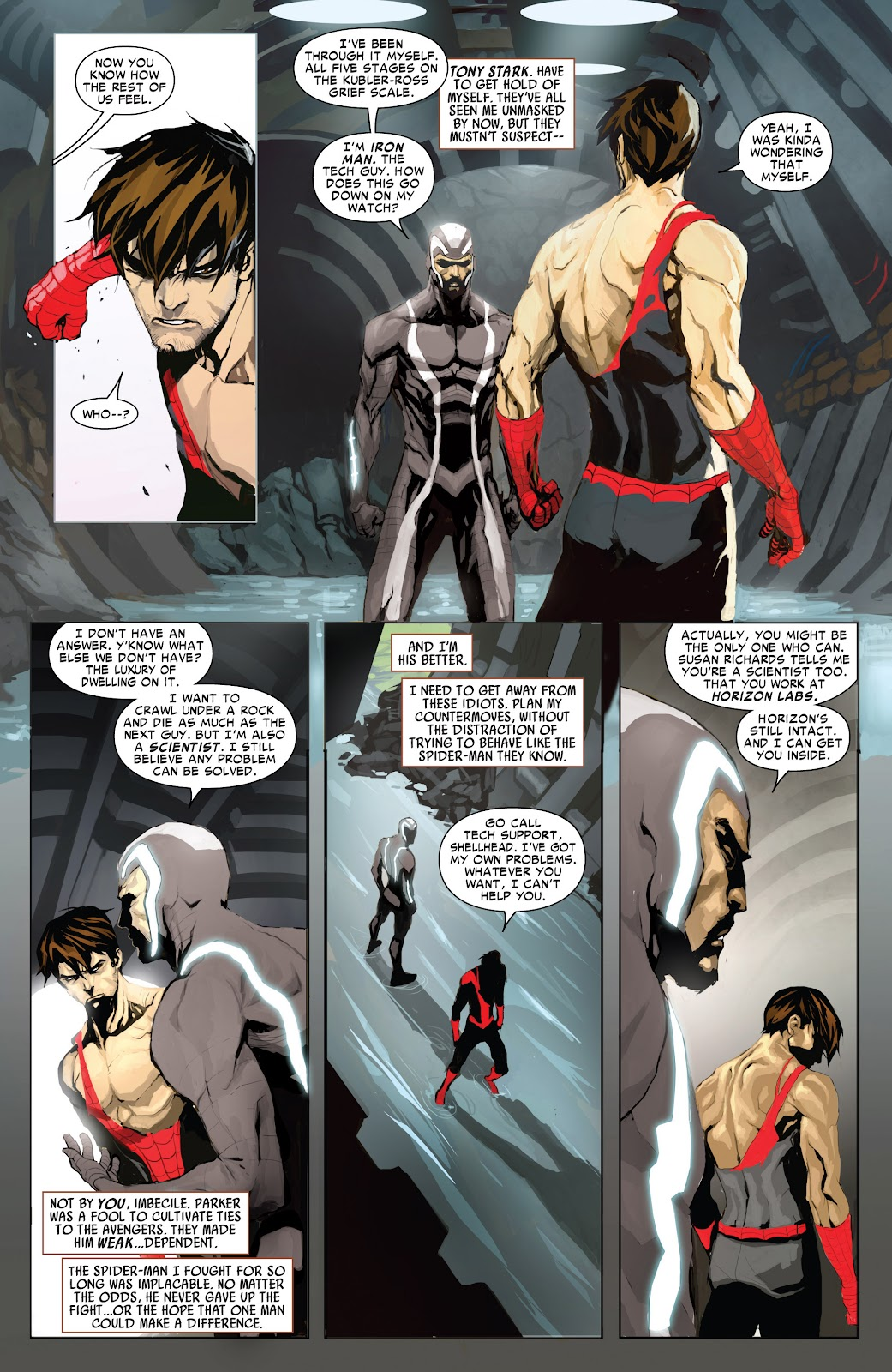 Read online Age of Ultron Companion comic -  Issue # TPB (Part 1) - 74