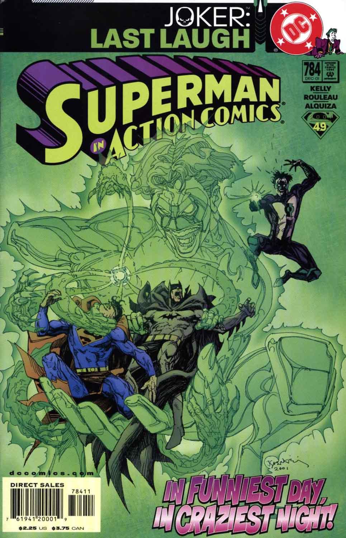 Action Comics (1938) 784 Page 1