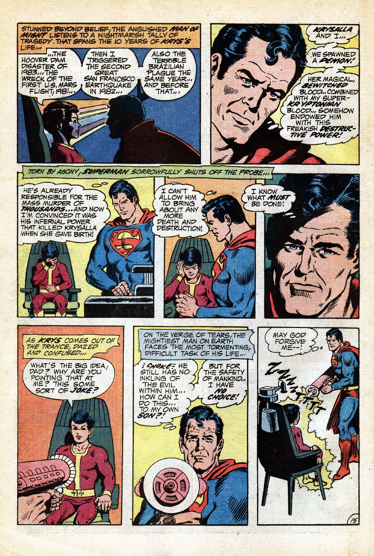 Read online Action Comics (1938) comic -  Issue #410 - 18