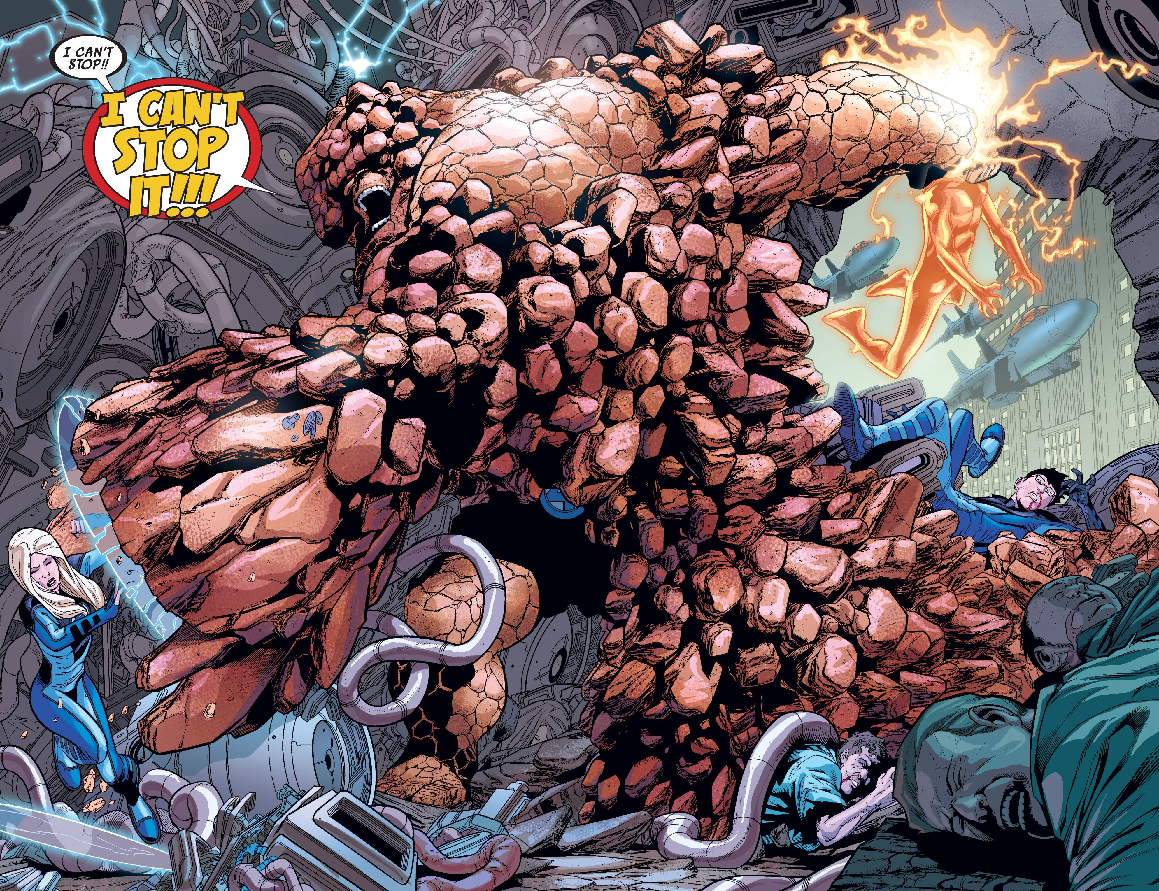 Read online Ultimate Comics Doomsday comic -  Issue # Full - 97