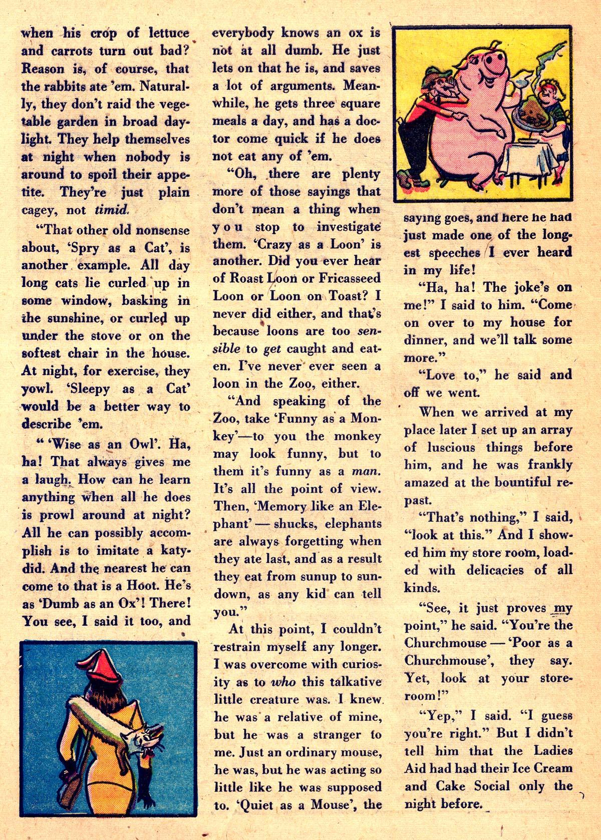 Read online Animal Antics comic -  Issue #8 - 40