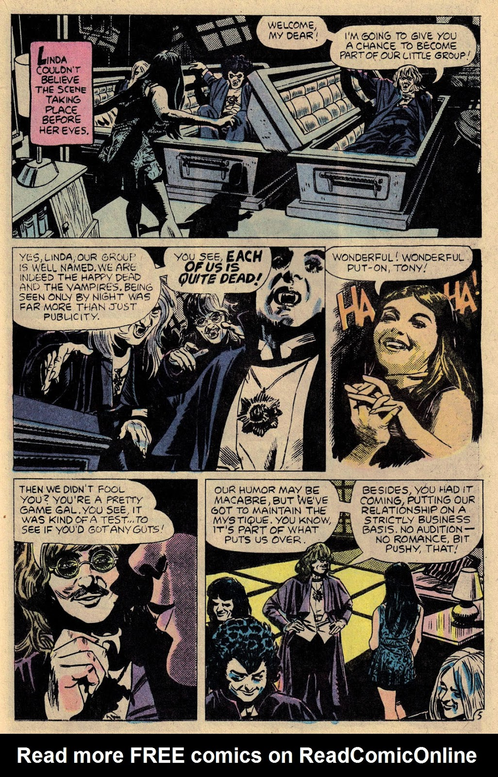 Read online Madhouse Comics comic -  Issue #95 - 17