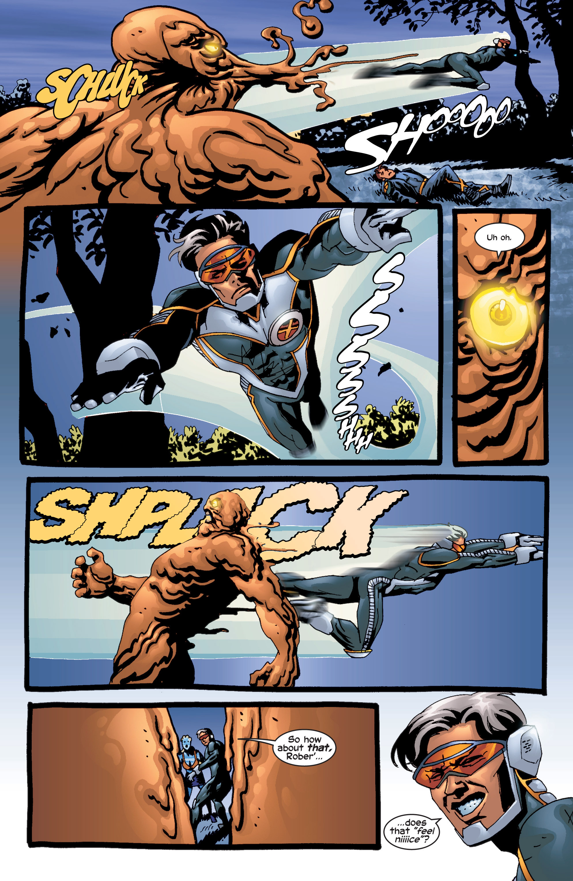Read online Uncanny X-Men (1963) comic -  Issue #415 - 22