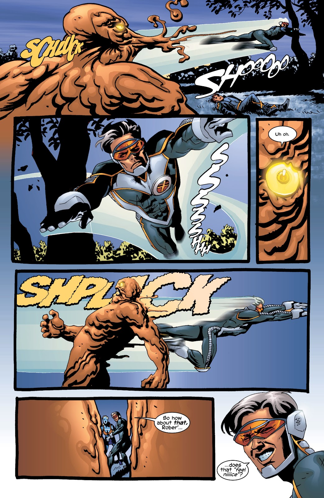 Uncanny X-Men (1963) issue 415 - Page 22