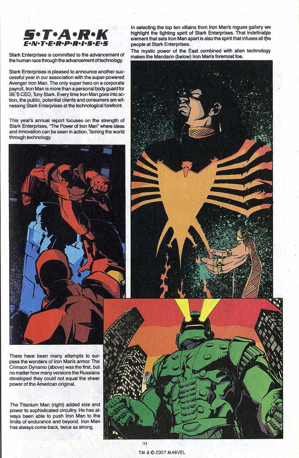 Iron Man Annual issue 13 - Page 35