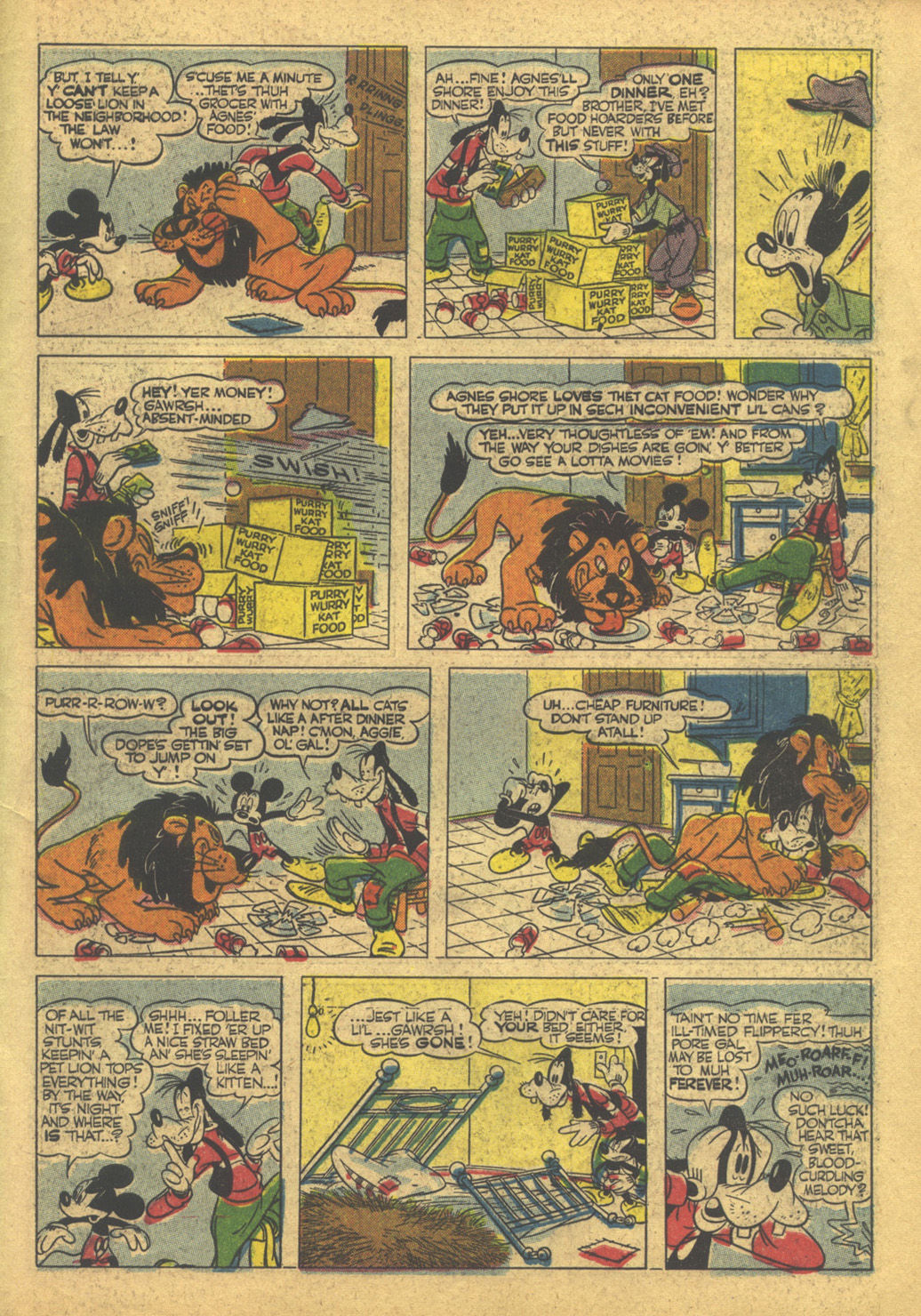 Walt Disney's Comics and Stories issue 86 - Page 47