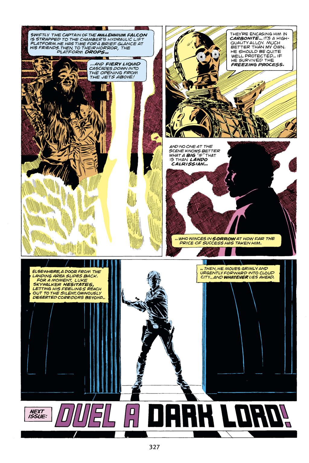 Read online Star Wars Omnibus comic -  Issue # Vol. 14 - 325