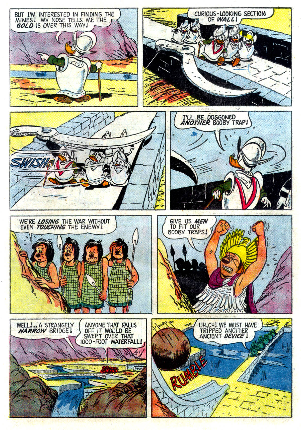 Read online Uncle Scrooge (1953) comic -  Issue #26 - 15