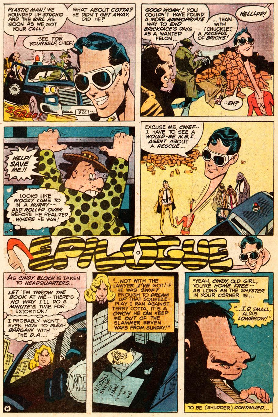 Read online Adventure Comics (1938) comic -  Issue #471 - 12