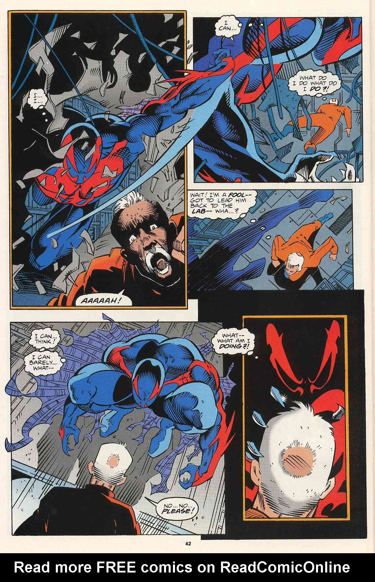 Read online 2099 Unlimited comic -  Issue #2 - 36