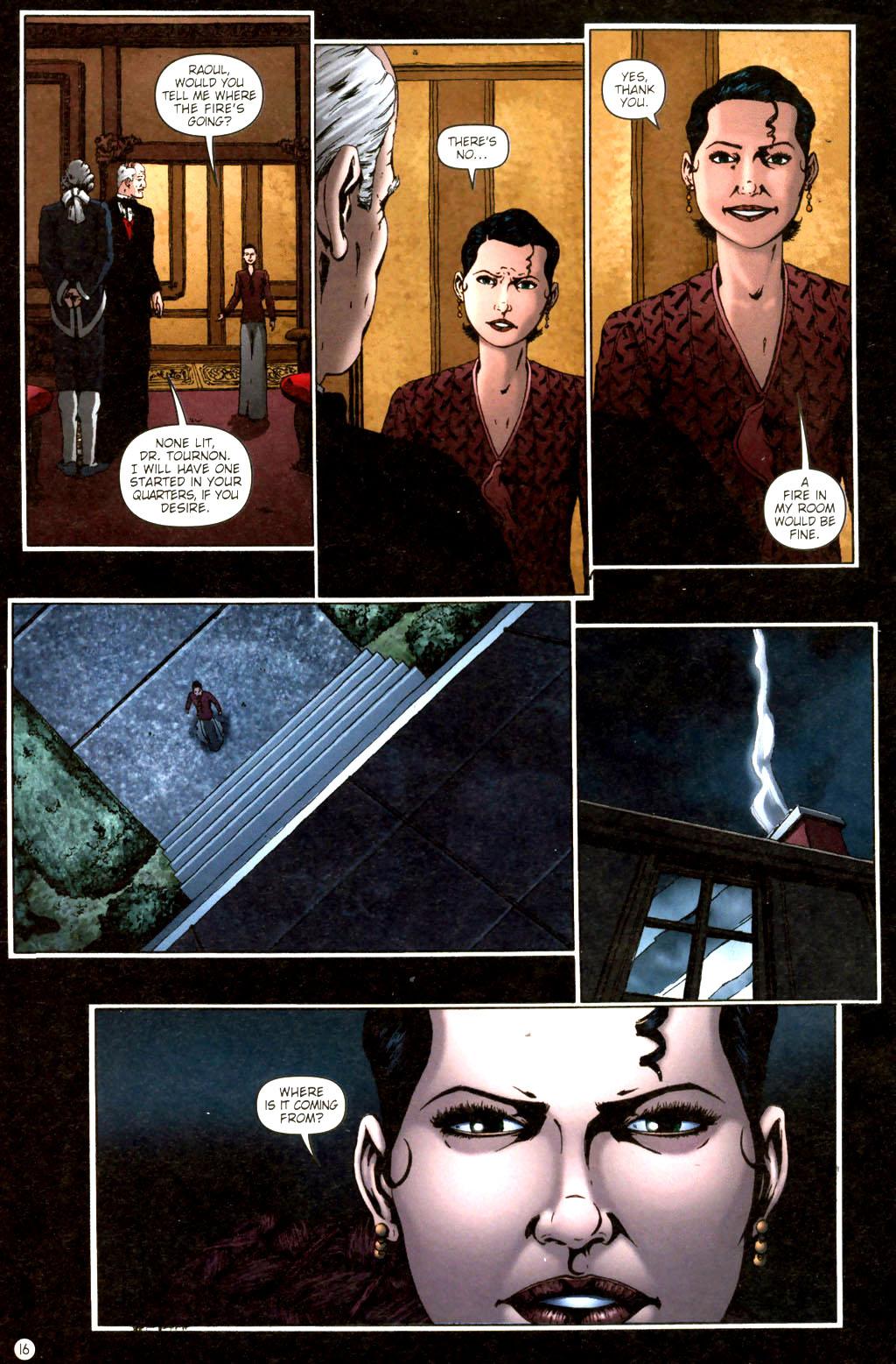 Read online Rex Mundi comic -  Issue #9 - 20