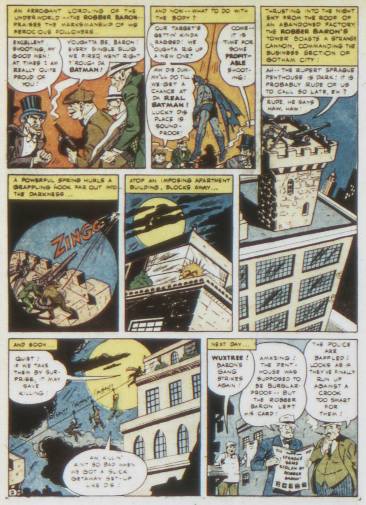 Read online Detective Comics (1937) comic -  Issue #75 - 4