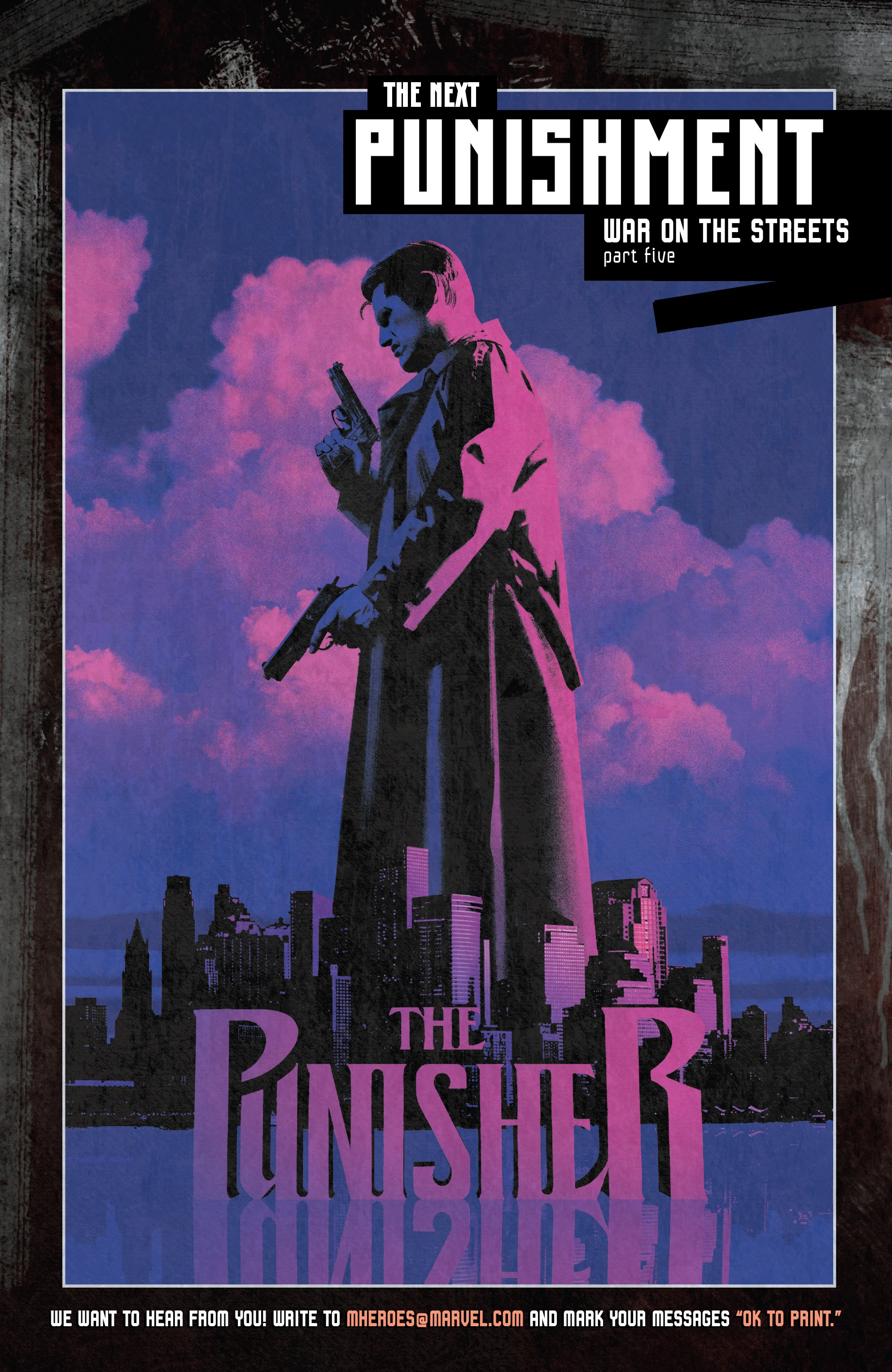 Read online The Punisher (2018) comic -  Issue #15 - 23
