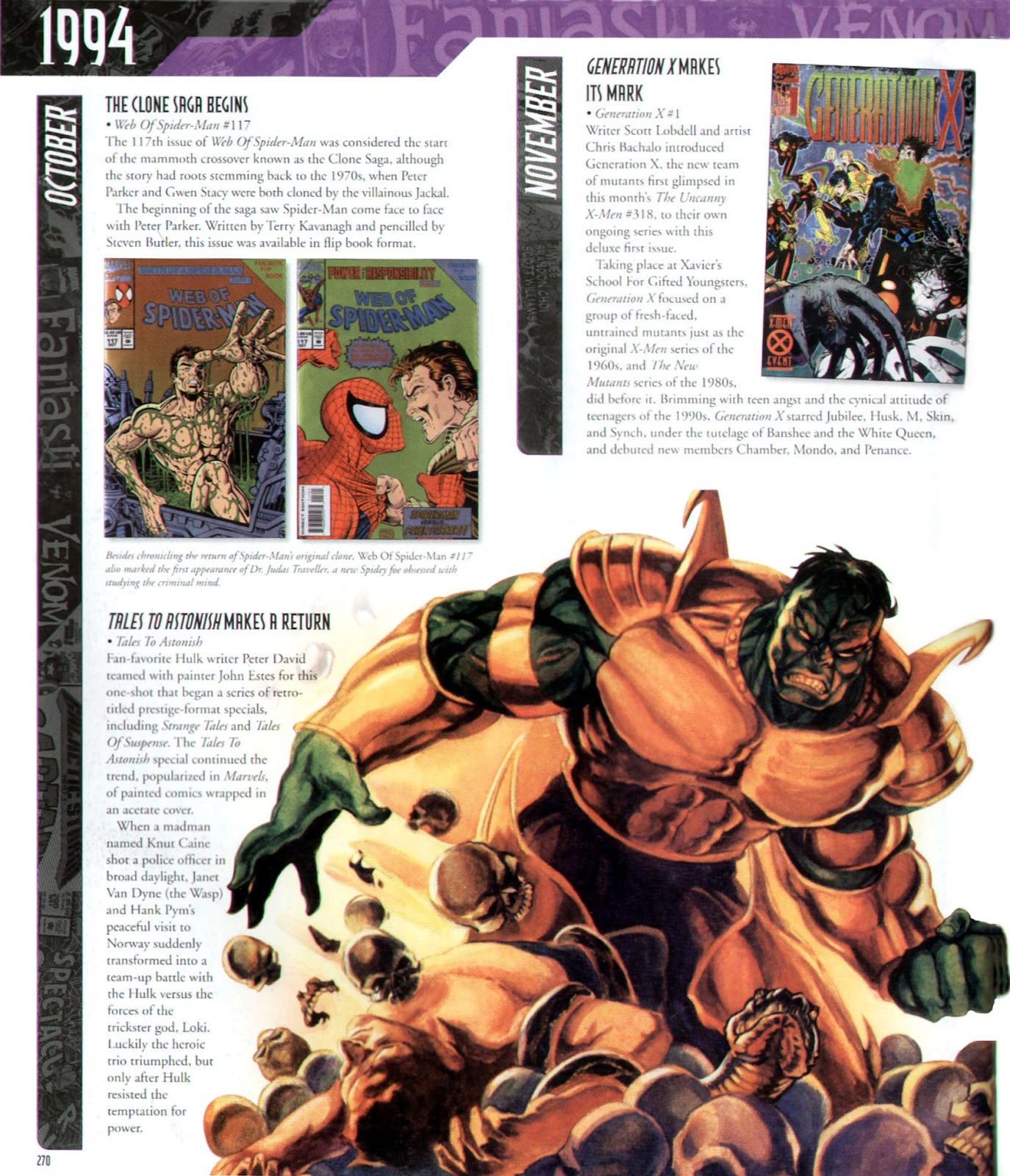 Read online Marvel Chronicle comic -  Issue # TPB (Part 3) - 57