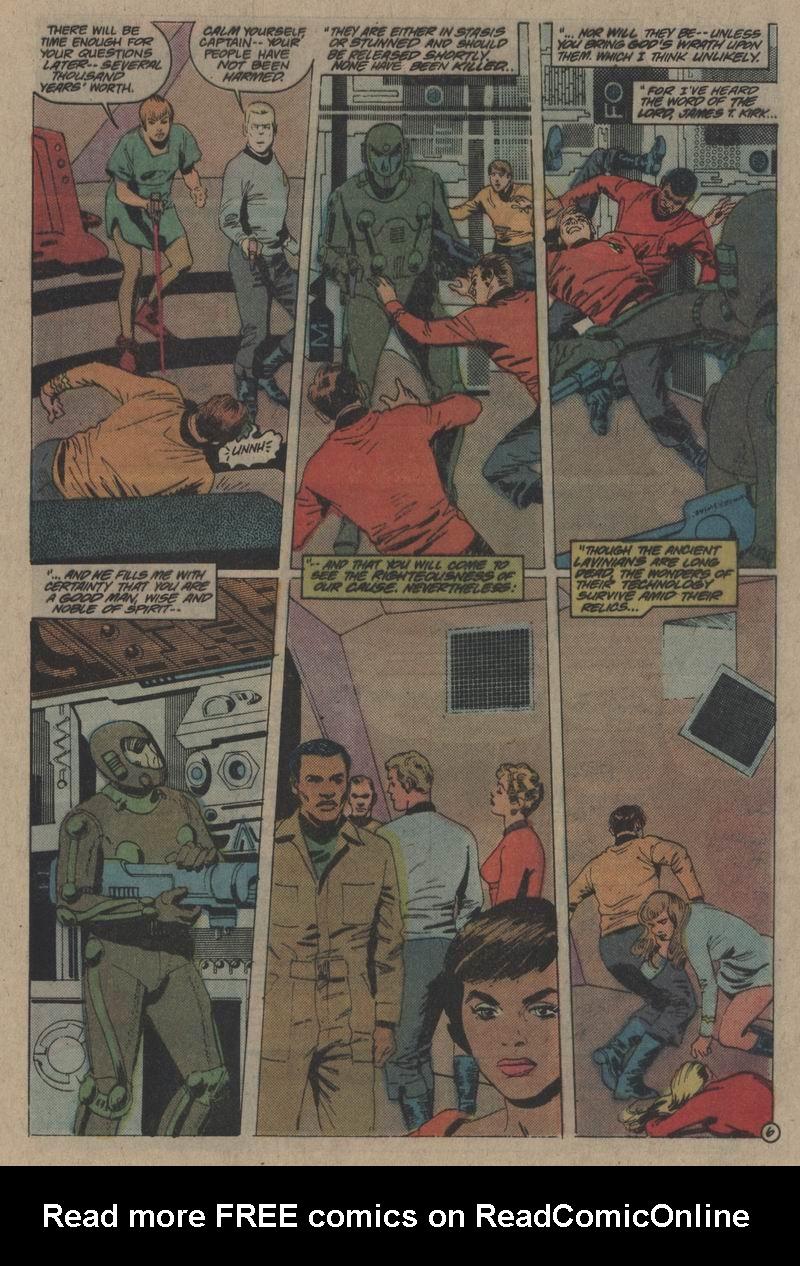 Star Trek (1984) #56 #59 - English 7