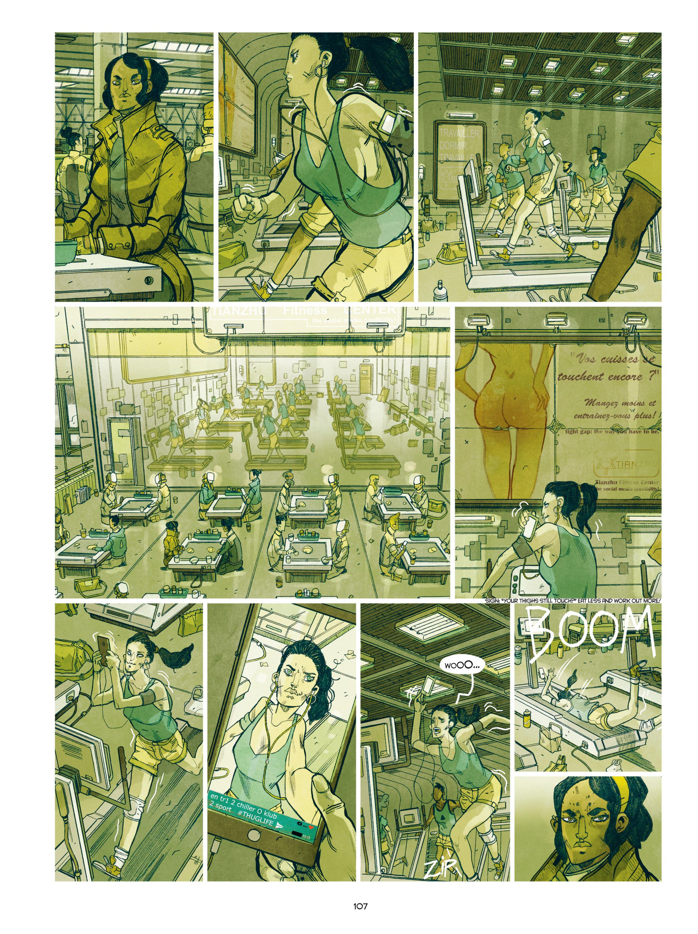 Read online Shangri-La comic -  Issue # Full - 108
