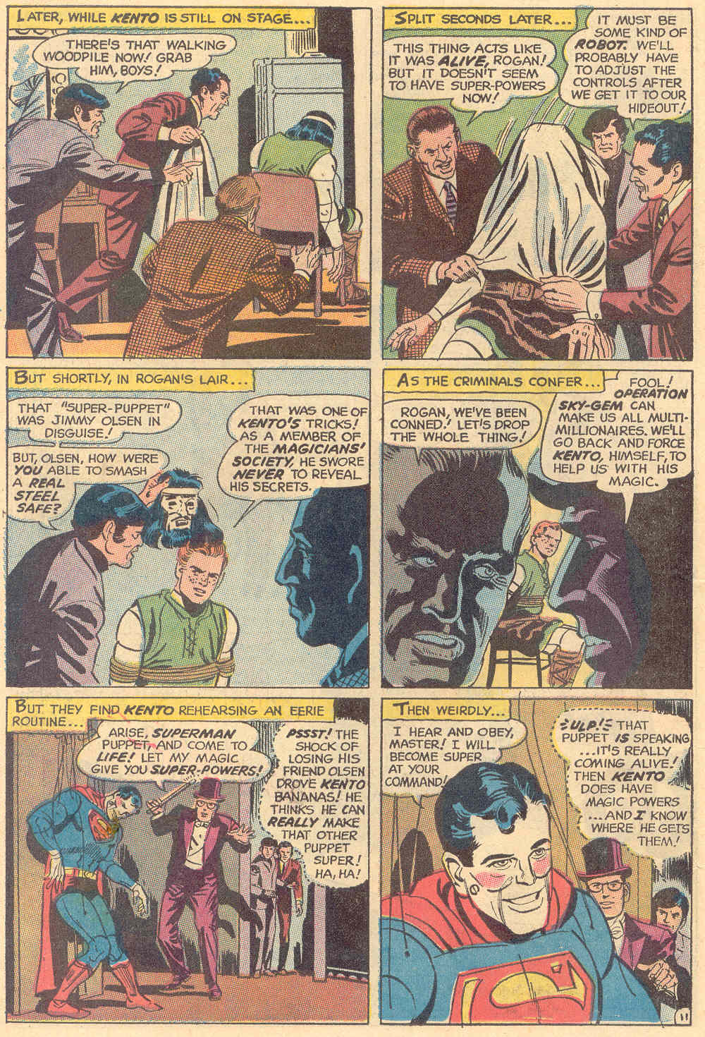 Read online Action Comics (1938) comic -  Issue #382 - 14