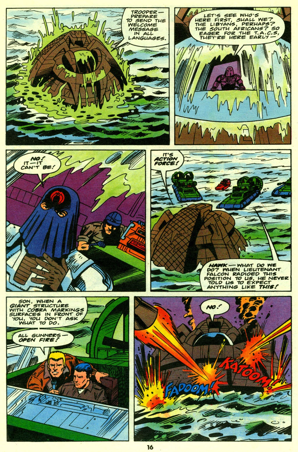 G.I. Joe European Missions issue 14 - Page 17