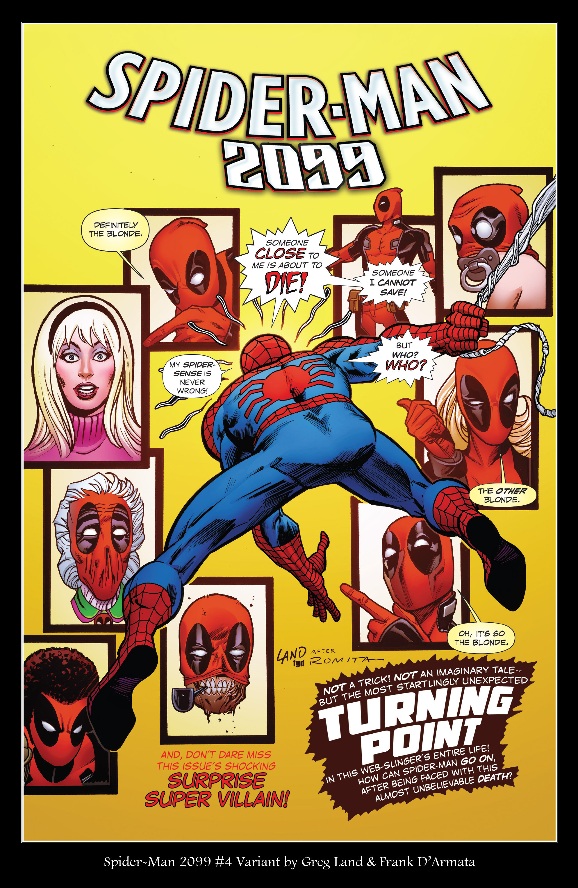 Read online True Believers: Deadpool Variants comic -  Issue # Full - 18