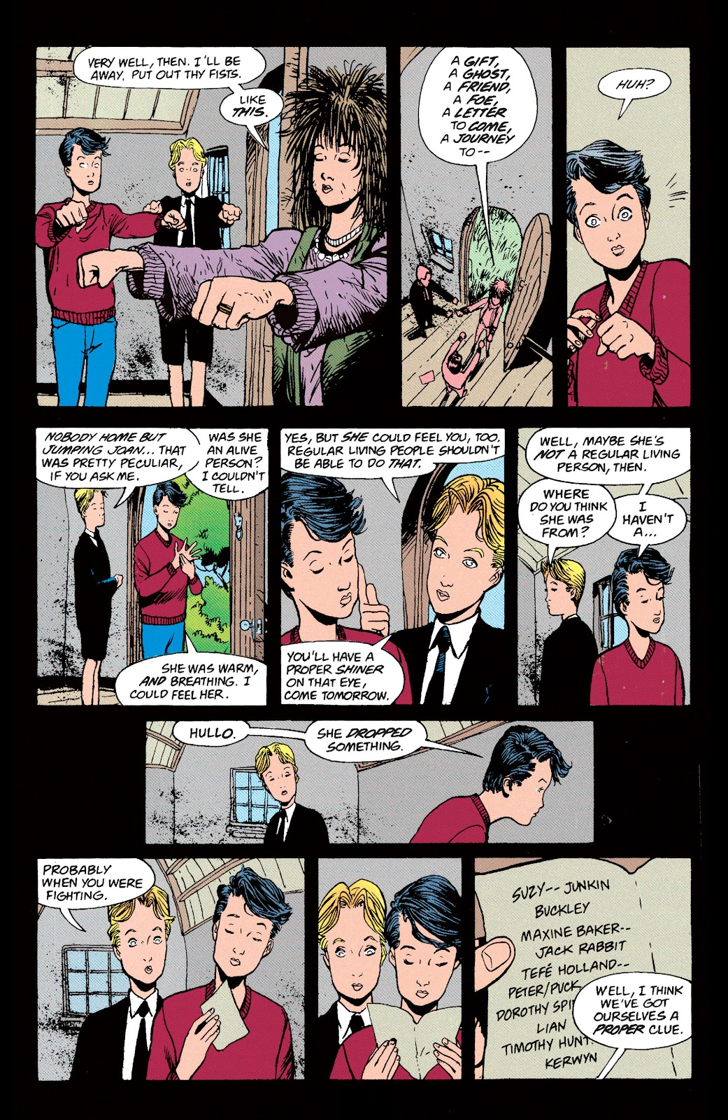 Read online The Children's Crusade comic -  Issue # _TPB (Part 1) - 30