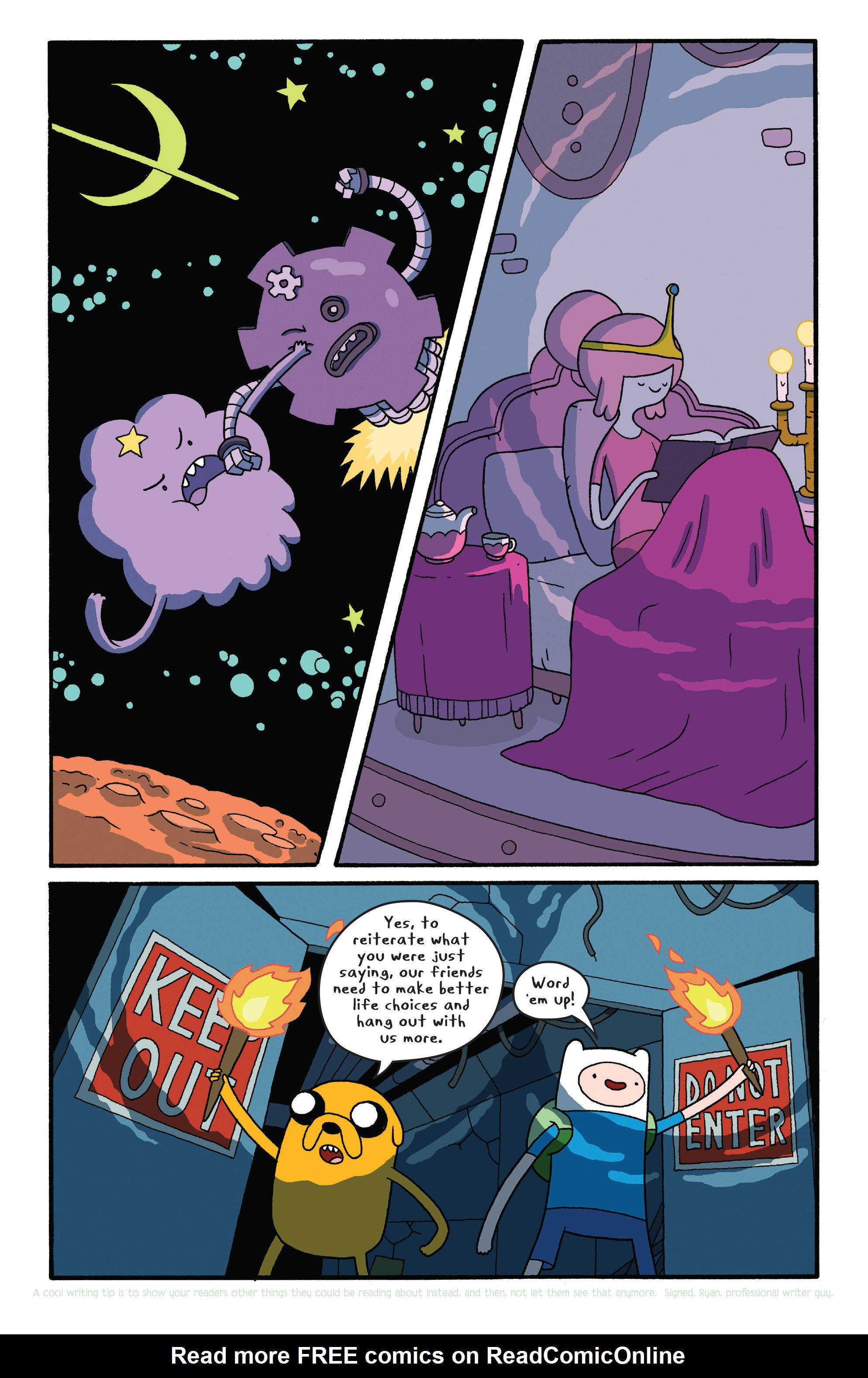 Read online Adventure Time comic -  Issue #Adventure Time _TPB 6 - 38
