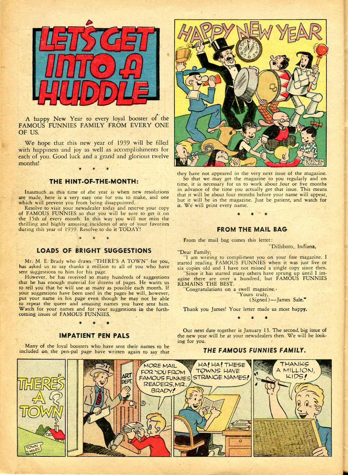 Read online Famous Funnies comic -  Issue #54 - 10