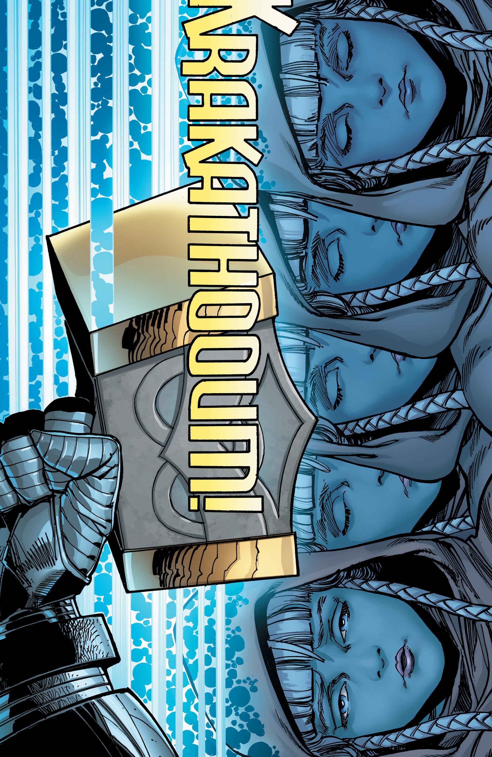 Read online Ragnarok comic -  Issue #9 - 9
