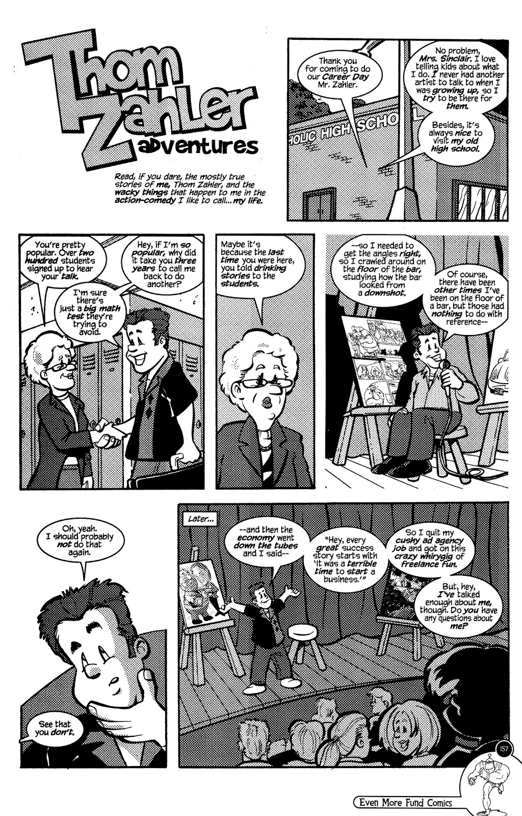 Read online Even More Fund Comics comic -  Issue # TPB (Part 2) - 60