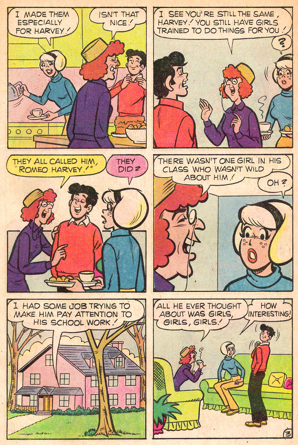 Sabrina The Teenage Witch (1971) Issue #53 #53 - English 31