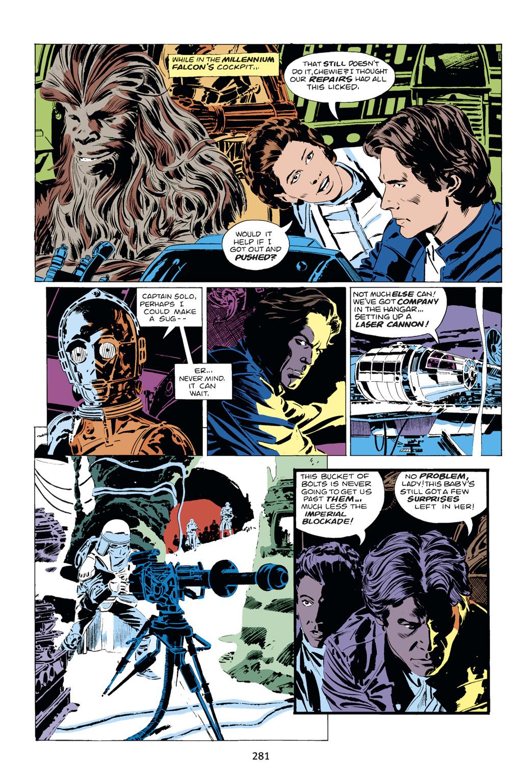 Read online Star Wars Omnibus comic -  Issue # Vol. 14 - 279