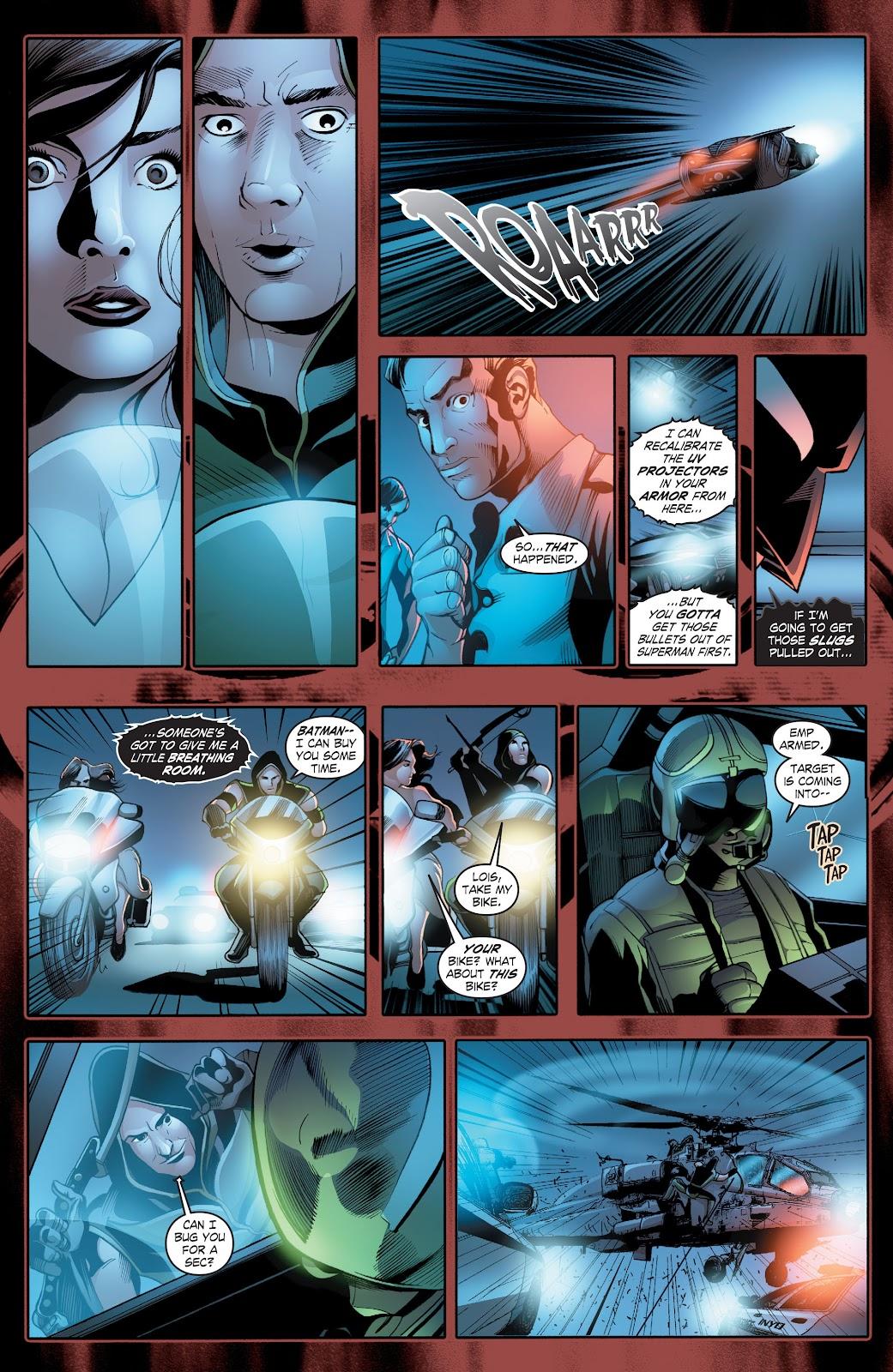 Read online Smallville Season 11 [II] comic -  Issue # TPB 2 - 98