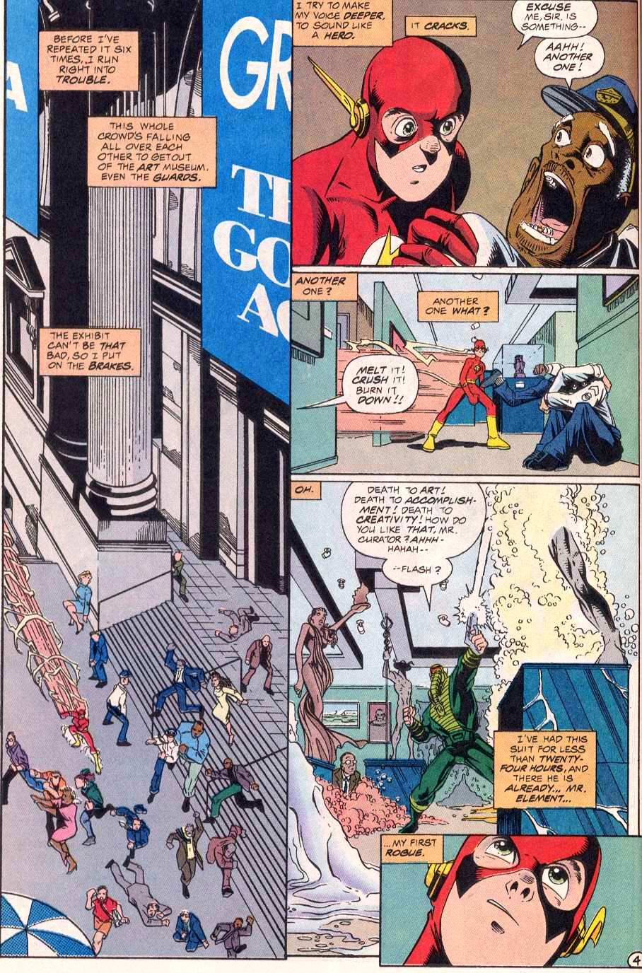 Read online The Flash (1987) comic -  Issue # _Annual 8 - 39