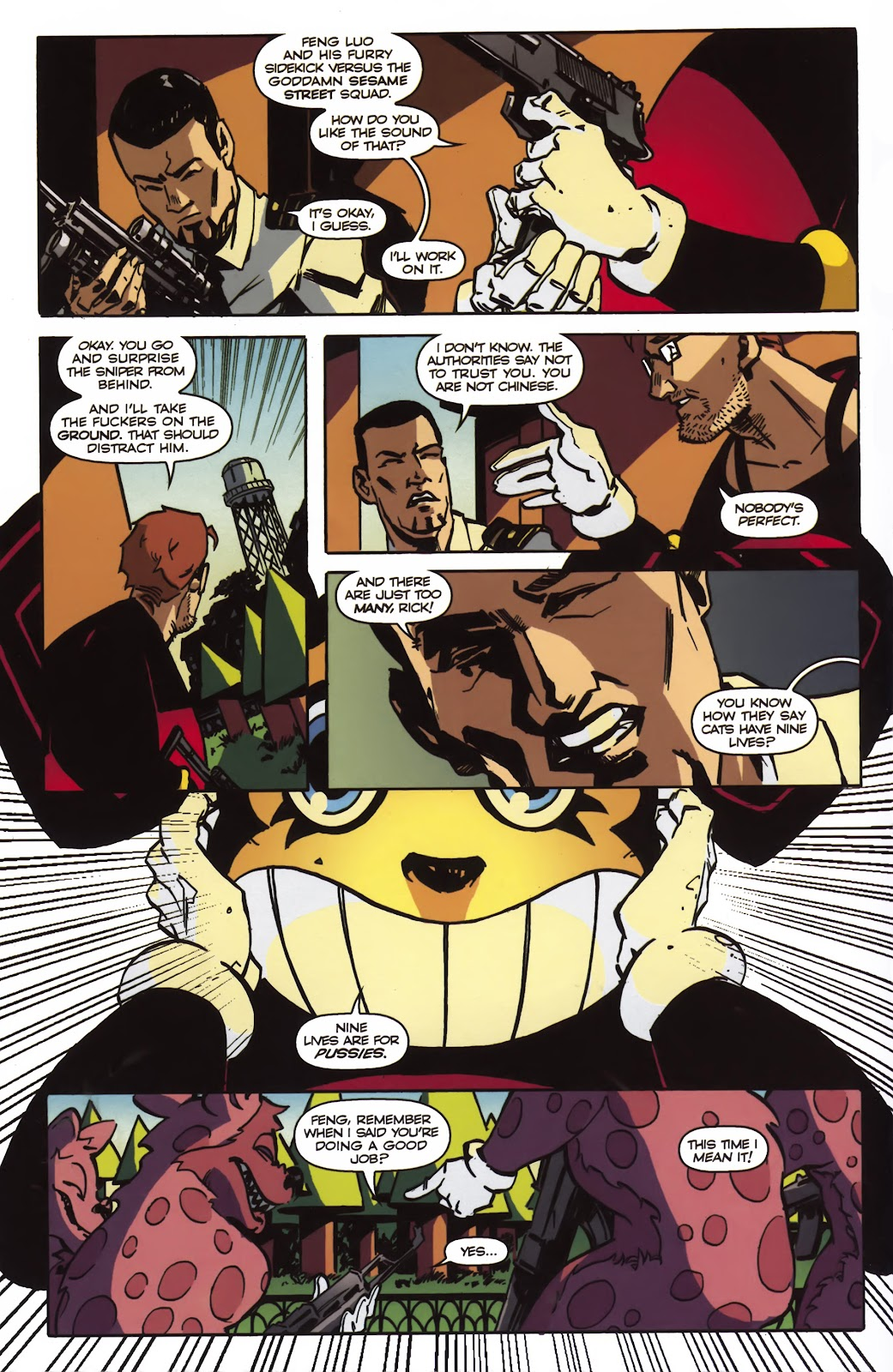 Read online Ricky Rouse Has A Gun comic -  Issue # TPB (Part 2) - 27