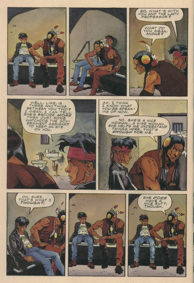 Read online Turok, Dinosaur Hunter (1993) comic -  Issue #6 - 14