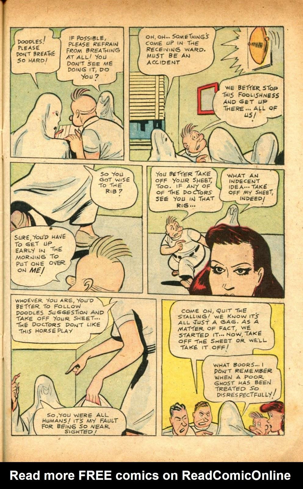Read online Super-Magician Comics comic -  Issue #51 - 41