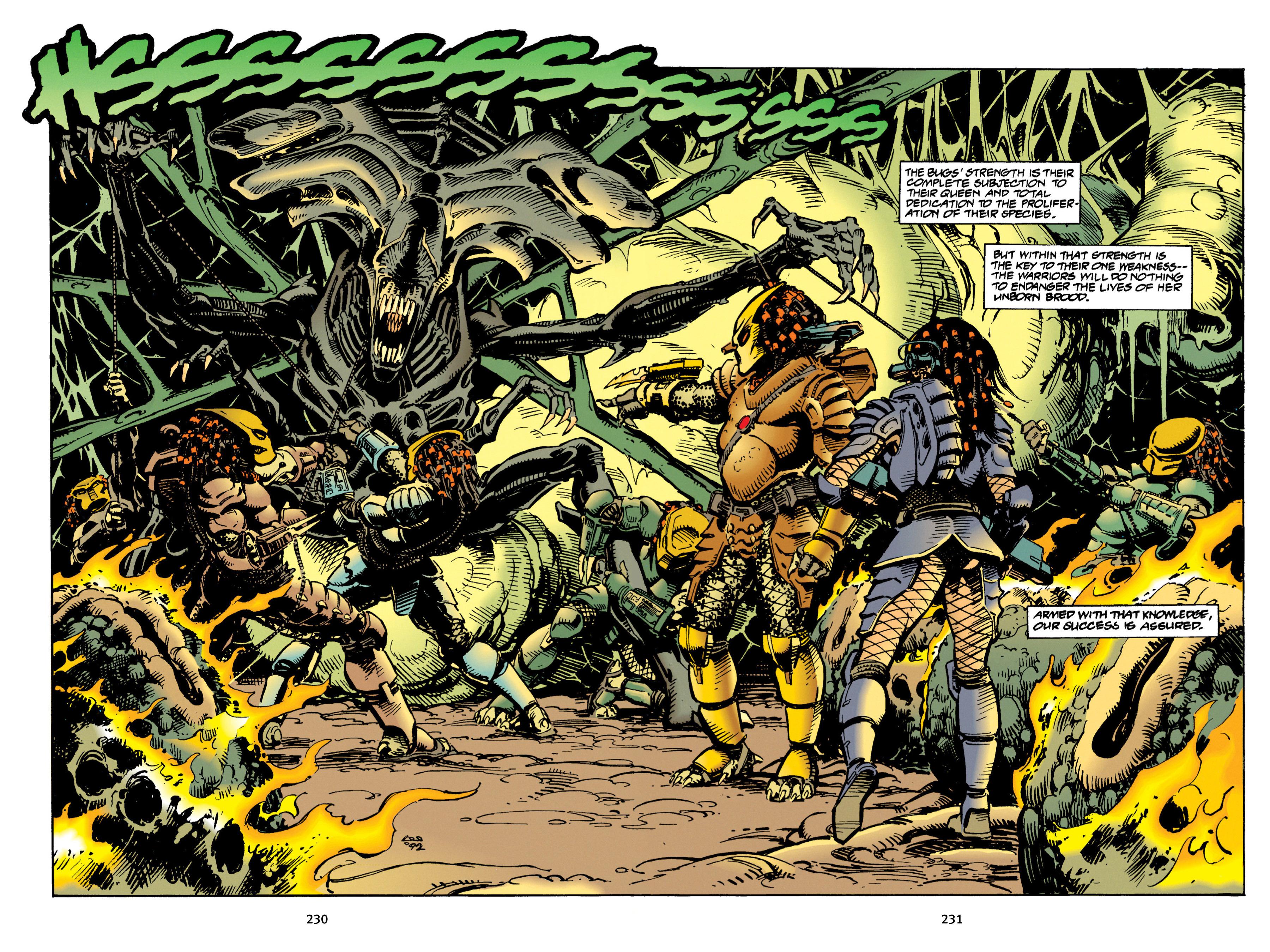 Read online Aliens vs. Predator Omnibus comic -  Issue # _TPB 1 Part 3 - 23
