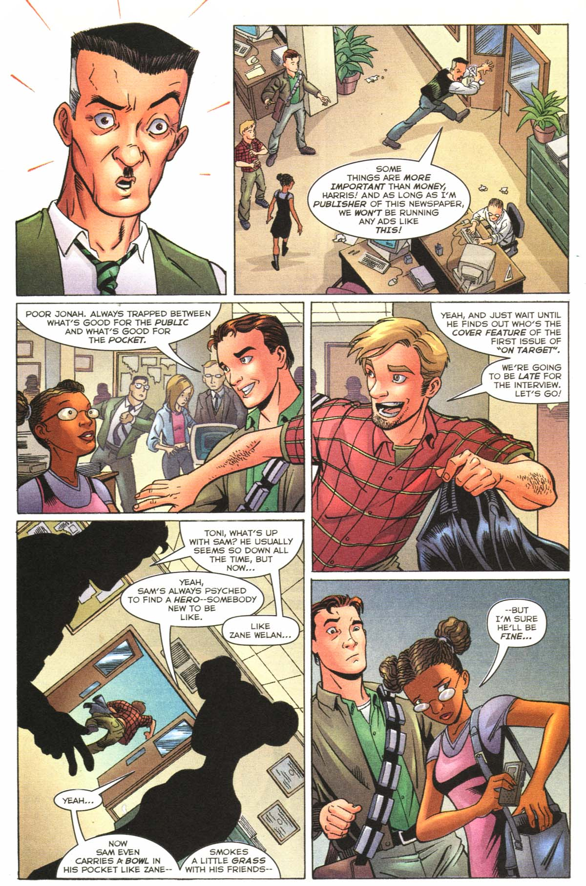 Read online Slingers comic -  Issue #12 - 18