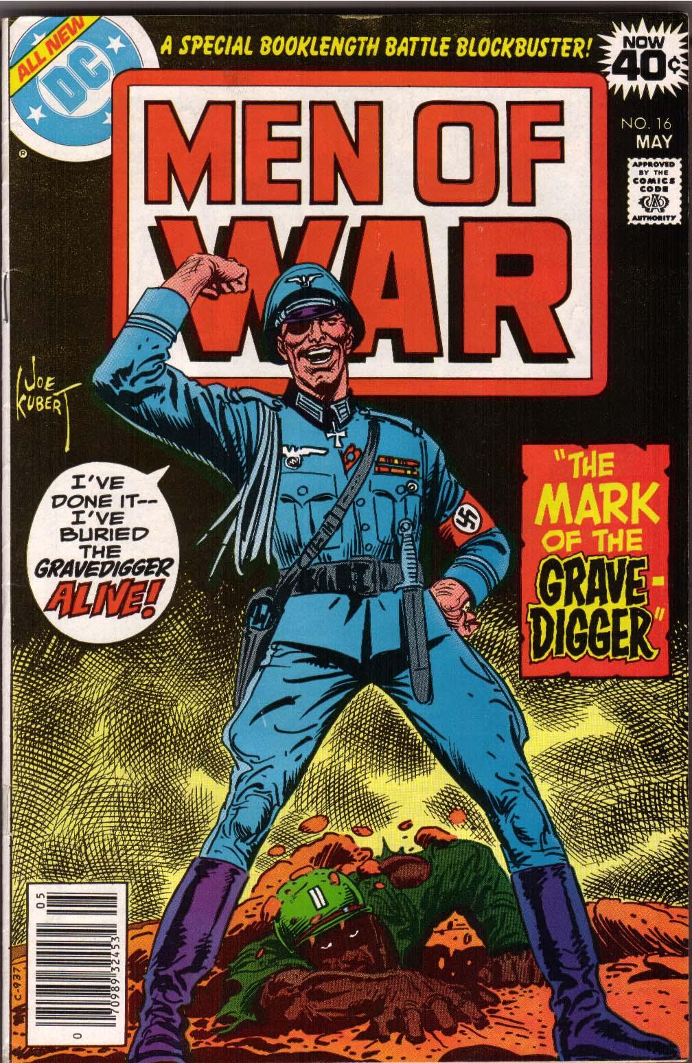 Men of War 16 Page 1