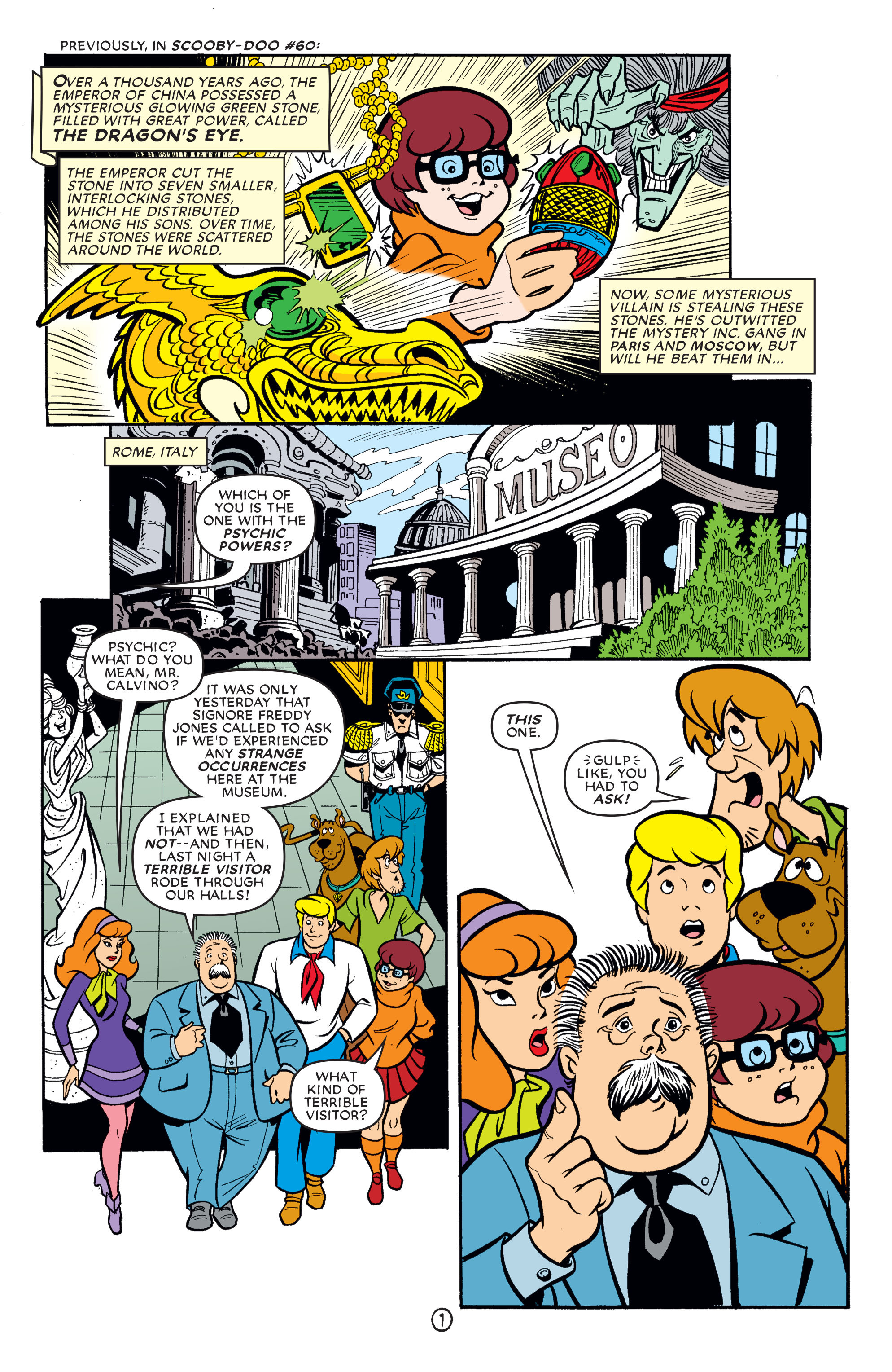 Read online Scooby-Doo (1997) comic -  Issue #61 - 12